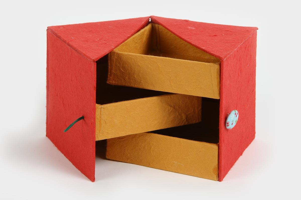 schachtel aus papier defeestvilla. Black Bedroom Furniture Sets. Home Design Ideas